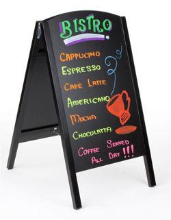Штендеры для кафе и ресторанов