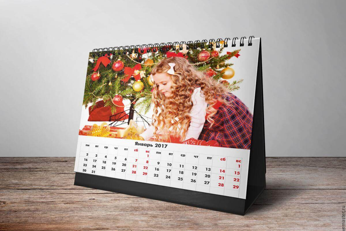 рекламные календари фото что открытые